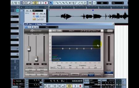 Waves Z-Noise 降噪效果器视频教程